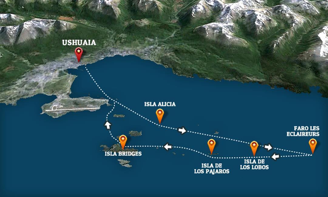 Isla De Lobos Mapa.Navigation Isla De Lobos Y Pajaros